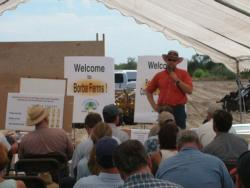 Bob Prys shares his experiences with conservation tillage.
